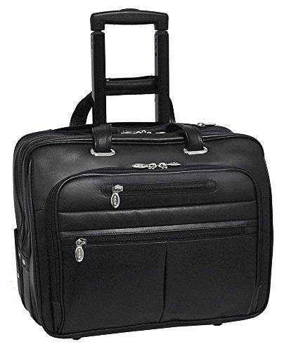 80505 Mckleinusa Wrightwood Black Wheeled 17 Inch Laptop