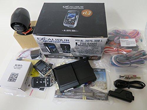 Excalibur Alarms-AL20753DBL