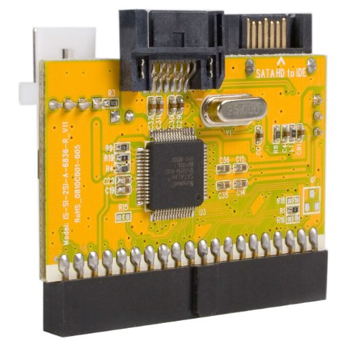 Ide Sata Dr Motherboard Adapter 2ch Bridge