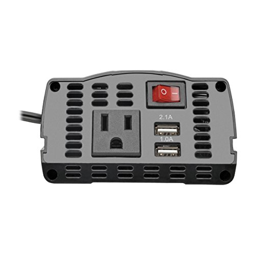 150w Pwrinv 1 Outlet Auto Adapter With Cig Plug