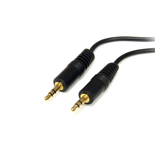 6 Feet Stereo Patch Cable 35mm M M
