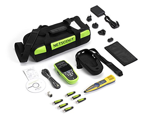 NETSCOUT HH TOOLS HW-SW-SUPPORT-LRAT-2000-KIT