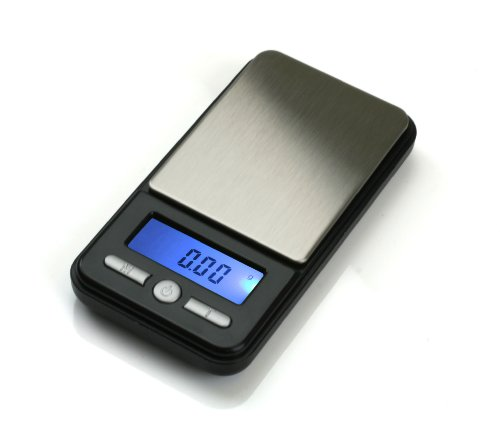 American WeightScales-AC100BLK