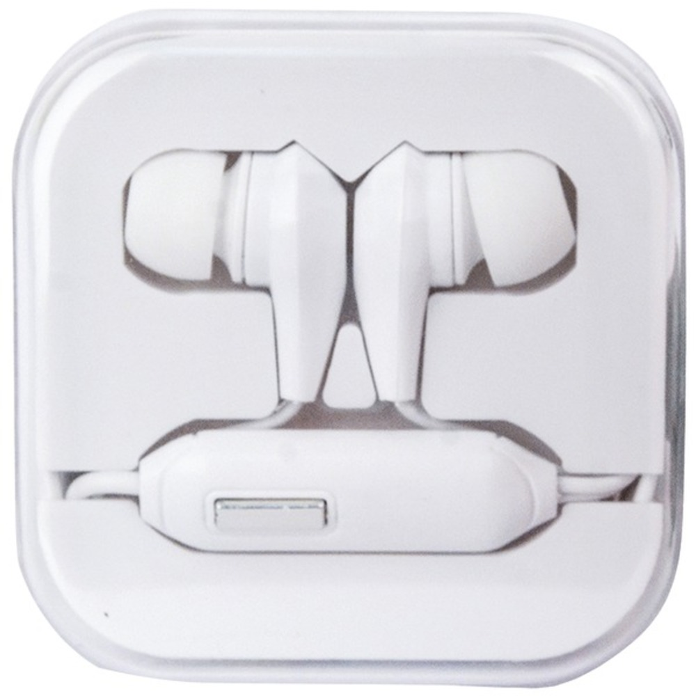 TVOR-STHF-BW travelocity(R) TVOR-STHF-BW Stereo Earbuds ...