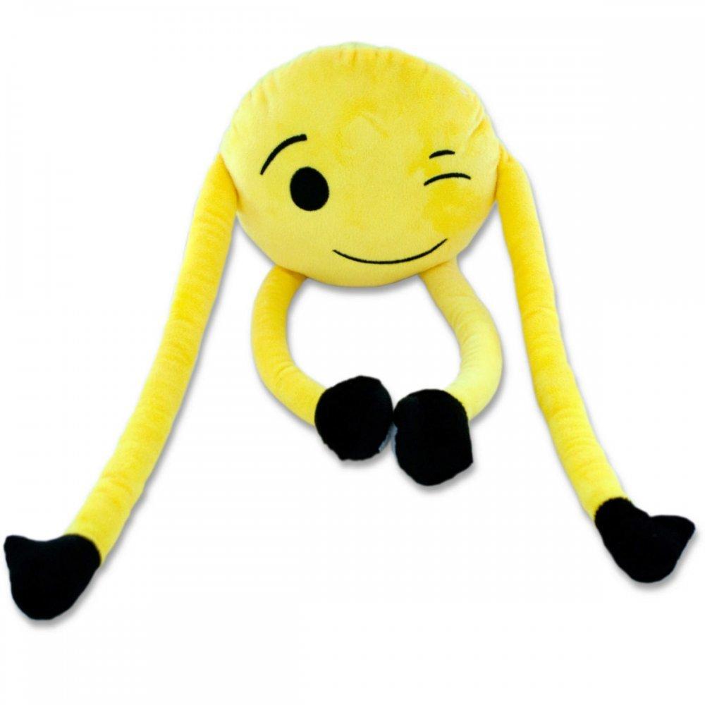 Kl18491 Hanging Emoticon Plush Character Os773