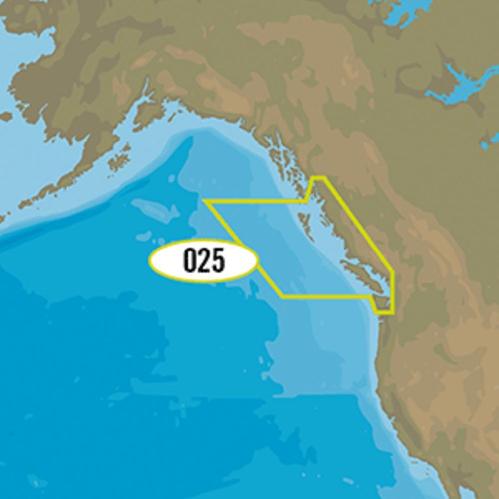 C-MAP-NA-D025