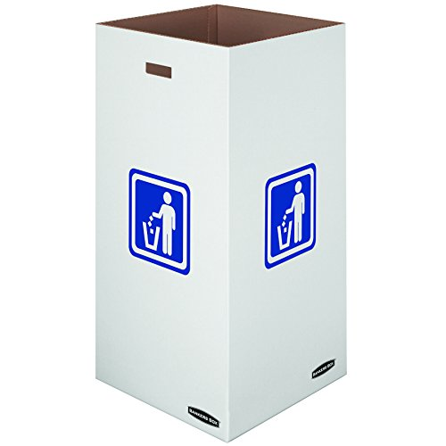 Waste And Recycling Bins - 50 Gallon