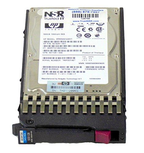 HP Hewlett Packard-507610-B21