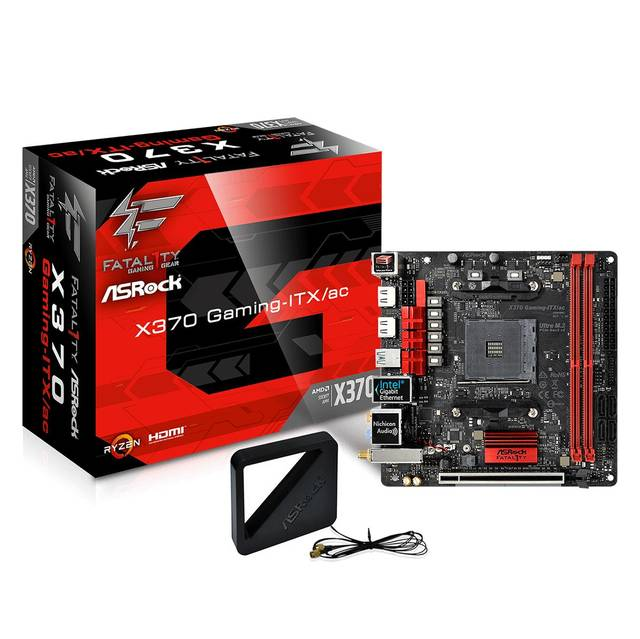 ASRock-X370 GAMING-ITX/AC