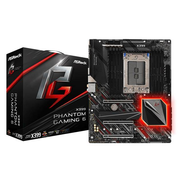 ASRock-X399 PHANTOM GAMING 6