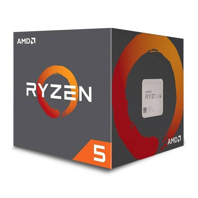 Dt Ryzen 5 1600 65w Am4 Box Ww
