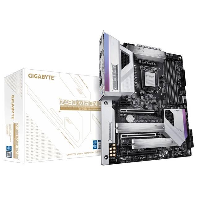 GIGABYTE-Z490VISIONG