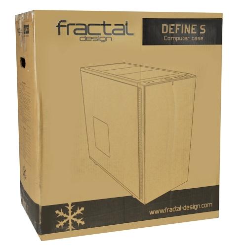 Fractal Design-FD-CA-DEF-S-BK