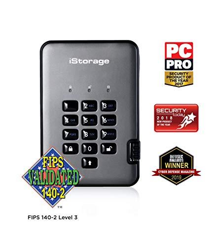 ISTORAGE-IS-DAP2-256-500-C-X